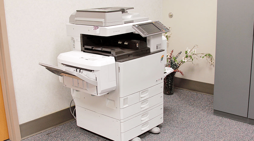 The Future of Inkjet Printing and Copying